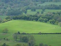 Walijska wieś Obrazy Royalty Free