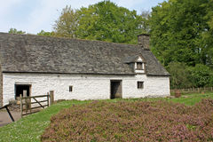 Walijski dom wiejski Fotografia Royalty Free