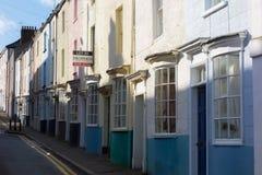 Walijski klasyk stwarza ognisko domowe ulicę Obraz Stock
