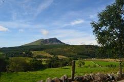 Walijskie góry Obrazy Stock