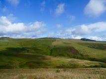 Waliser-Berglandschaft Stockbilder