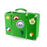 walizka royalty ilustracja