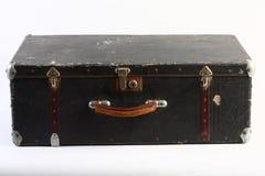 walizka odosobniony rocznik obrazy stock