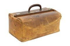 walizka rocznik Fotografia Stock