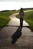 Walk stock image