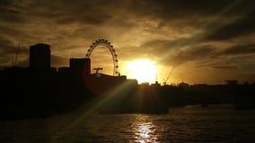 A walk along Embankment Royalty Free Stock Images