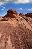 Walk around the Horseshoe Canyon Stock Image