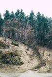 Walk around the Southern Bug River, Ukraine royalty free stock image