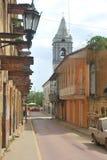 Casco Antiguo, Republic of Panama. Colonial Area. Stock Photos