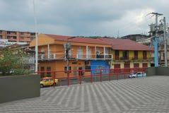 Casco Antiguo, Republic of Panama. Colonial Area. Stock Image