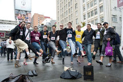 Walk a Mile in Her Shoes, Toronto Royalty Free Stock Image