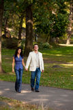 Walk Park Stock Image