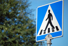 Walk Sign Royalty Free Stock Photo