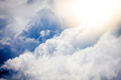 Walk to the heaven Royalty Free Stock Photography
