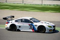 Walkenhorst Motorsport BMW M6 GT3 przy Monza Zdjęcie Stock