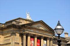 Walker Art Gallery, Liverpool imagem de stock royalty free