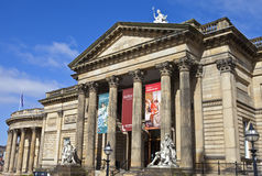 Walker Art Gallery in Liverpool Royalty Free Stock Photography