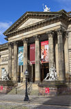 Walker Art Gallery in Liverpool Stock Photos