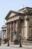 Walker Art Gallery, Liverpool, UK royalty free stock images