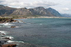 Walker Bay, Hermanus, South Africa Royalty Free Stock Photography