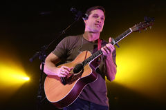Walker Hayes. NEW YORK-DEC 16: Singer Walker Hayes performs in concert at PlayStation Theater on December 16, 2016 in New York City Stock Photography
