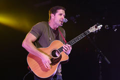 Walker Hayes. NEW YORK-DEC 16: Singer Walker Hayes performs in concert at PlayStation Theater on December 16, 2016 in New York City Stock Photos