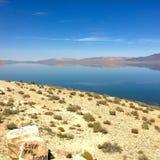 Walker Lake stock afbeeldingen
