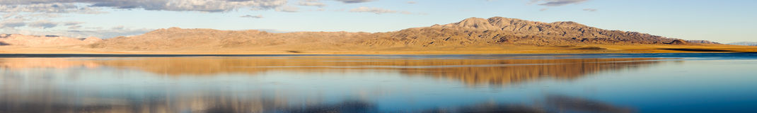 Walker Lake Great Basin Western Nevada Mineral County Stock Photo