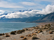 Walker Lake in Western Nevada Royalty Free Stock Photography