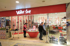 Walker shop in hong kong Royalty Free Stock Photos