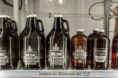 Walkerville brewery bottle Stock Photos