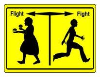Walki nadwaga ilustracji