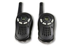 walkie de films parlants Images stock