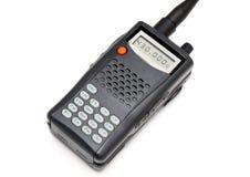walkie personnel d'émetteur récepteur de film parlant Image libre de droits