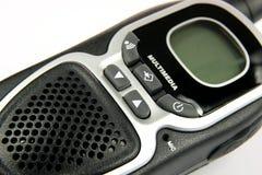 walkie talkie детали Стоковое фото RF