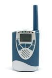 walkie talkie портативного радио Стоковое Фото