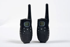 2 walkie talkie Zdjęcia Stock