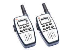 Walkie Talkie Royalty Free Stock Photo