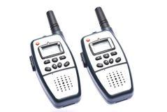 walkie talkie Стоковое фото RF