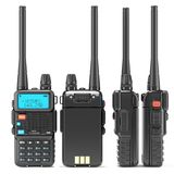 Walkie-talkie, all sides Royalty Free Stock Photos