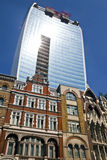 The Walkie Talkie Building in Fenchurch Street Stock Photo