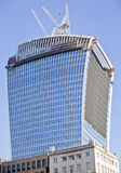 Walkie-Talkie building Royalty Free Stock Image