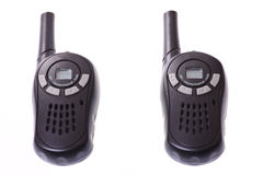 Walkie talkie Royalty Free Stock Images