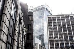 Walkie-talkie Londen Stock Afbeelding