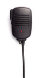 Walkie Talkie Microphone Royalty Free Stock Images