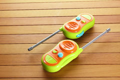 Walkie-talkie Toy Stock Images