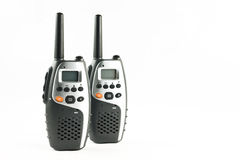 Walkie-talkies Stock Photography