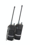 Walkie talkies Royalty Free Stock Photos