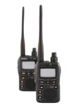 Walkie Talkies Stock Photo