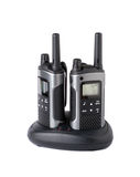 Walkie talkies arkivfoto